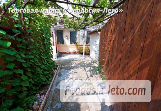 2 комнатный домик в Феодосии, улица Пушкина - фотография № 8