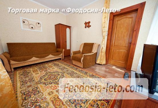2 комнатный домик в Феодосии, улица Пушкина - фотография № 9