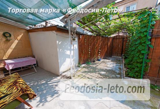 2 комнатный домик в Феодосии, улица Пушкина - фотография № 2