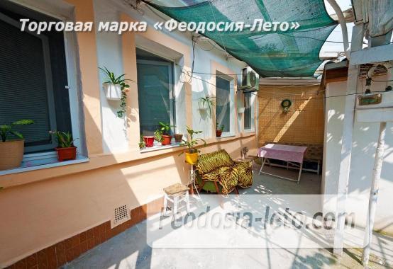 2 комнатный домик в Феодосии, улица Пушкина - фотография № 3