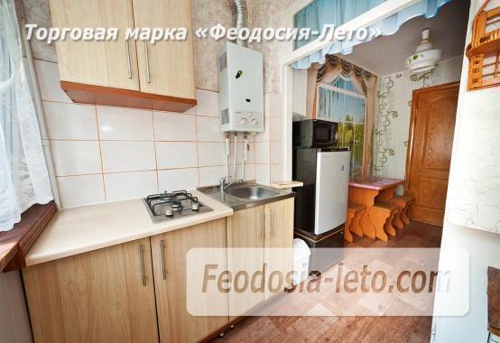 2 комнатный домик в Феодосии, улица Пушкина - фотография № 6
