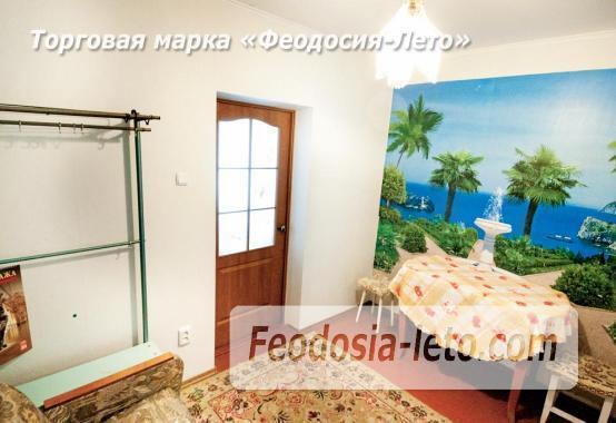 2 комнатный домик в частном секторе в Феодосии на улице Федько - фотография № 3
