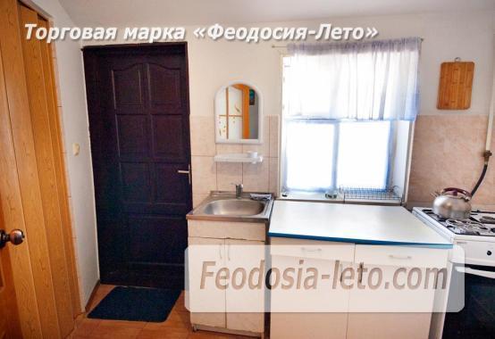 2 комнатный домик в частном секторе в Феодосии на улице Федько - фотография № 4