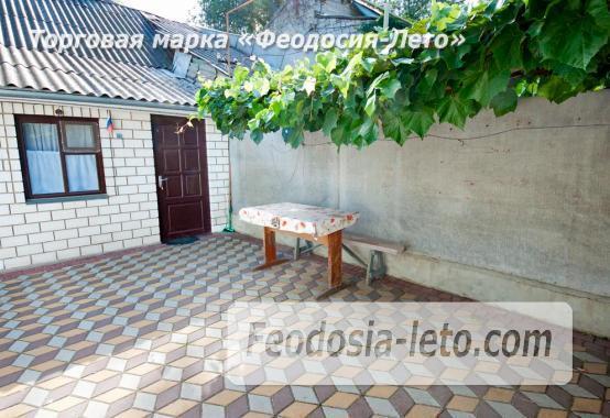 2 комнатный домик в частном секторе в Феодосии на улице Федько - фотография № 6