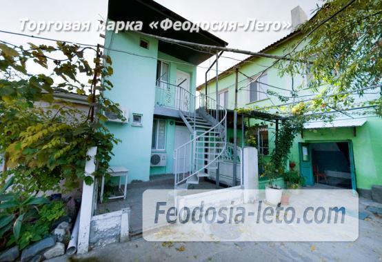 2-х квартирный коттедж в Феодосии на улице Энгельса - фотография № 1