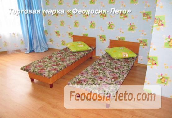 2 комнатный коттедж в Феодосии на улице Куйбышева - фотография № 4
