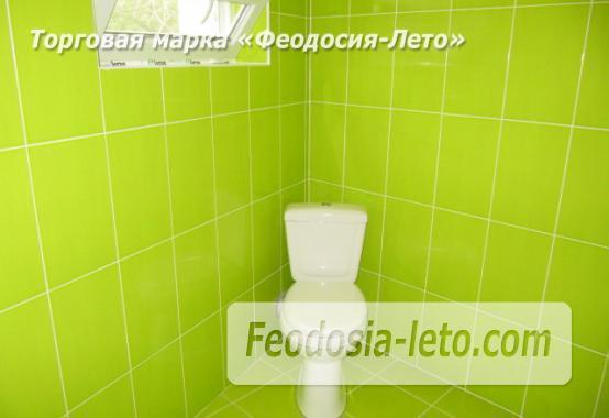 2 комнатный коттедж в Феодосии на улице Куйбышева - фотография № 14