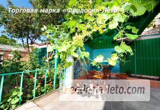2 комнатный номер в частном секторе в Феодосии на улице Народная - фотография № 4
