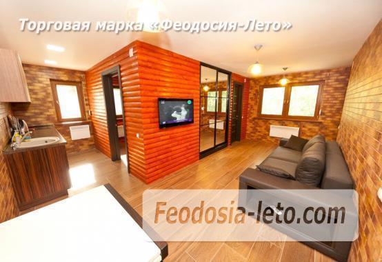 2 комнатный отдельный дом в Феодосии на улице Коробкова - фотография № 1