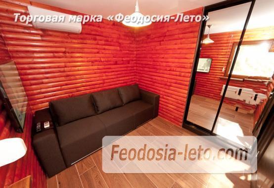 2 комнатный отдельный дом в Феодосии на улице Коробкова - фотография № 3