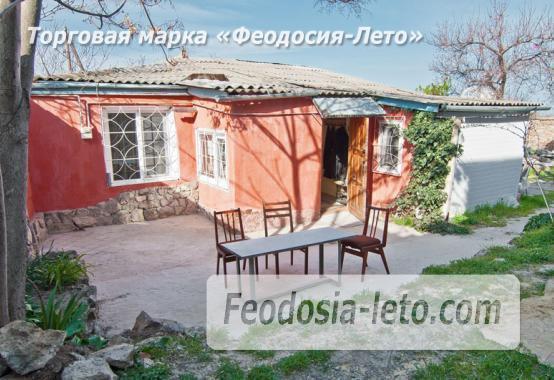 2 комнатный дом в Феодосии на улице Осоавиахима - фотография № 1