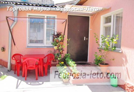 2 комнатный дом в Феодосии на улице Куйбышева - фотография № 1