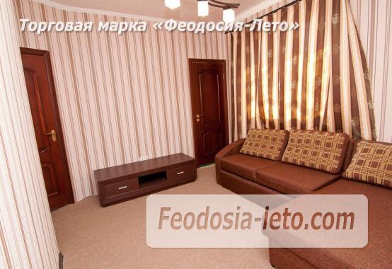 2 комнатный коттедж в Феодосии на улице Победы - фотография № 2