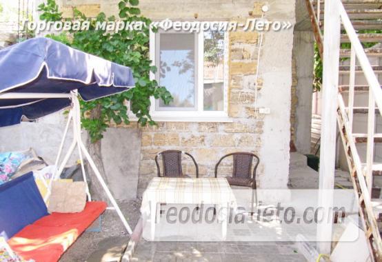 2 комнатный коттедж в Феодосии на улице Победы - фотография № 6