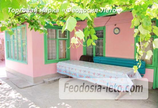 2 комнатный дом Феодосии на 4 Степном  проезде - фотография № 1