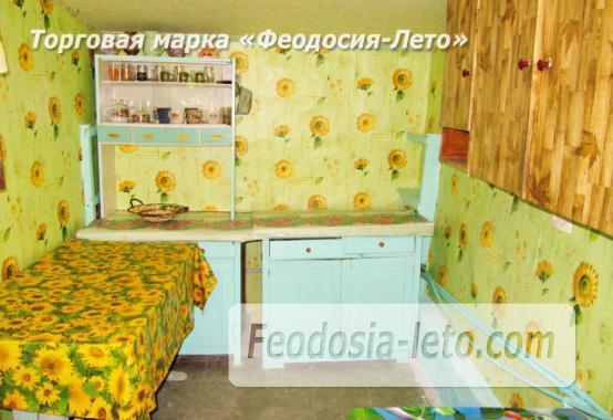 2 комнатный дом Феодосии на 4 Степном  проезде - фотография № 9