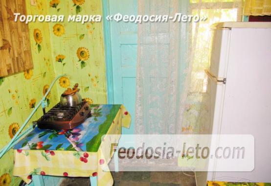 2 комнатный дом Феодосии на 4 Степном  проезде - фотография № 10