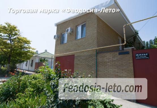2 комнаты на втором этаже коттеджа в Феодосии на улице Чкалова - фотография № 1