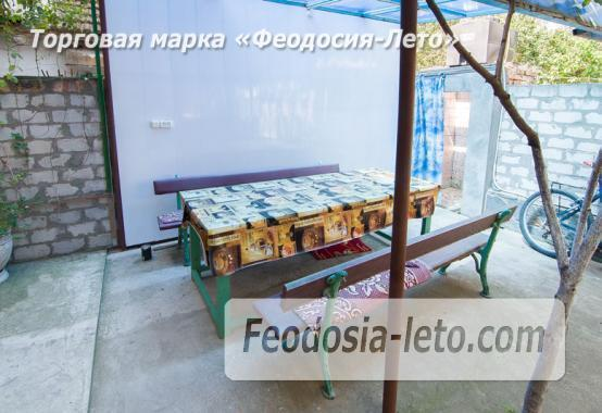 2 комнаты на втором этаже коттеджа в Феодосии на улице Чкалова - фотография № 9