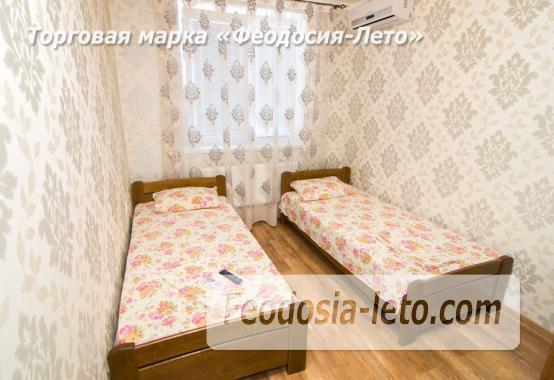 2 комнаты на втором этаже коттеджа в Феодосии на улице Чкалова - фотография № 12