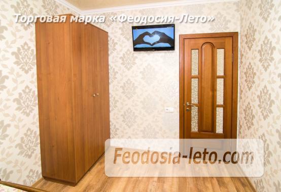 2 комнаты на втором этаже коттеджа в Феодосии на улице Чкалова - фотография № 2
