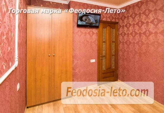 2 комнаты на втором этаже коттеджа в Феодосии на улице Чкалова - фотография № 3