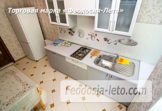 2 комнаты на втором этаже коттеджа в Феодосии на улице Чкалова - фотография № 6