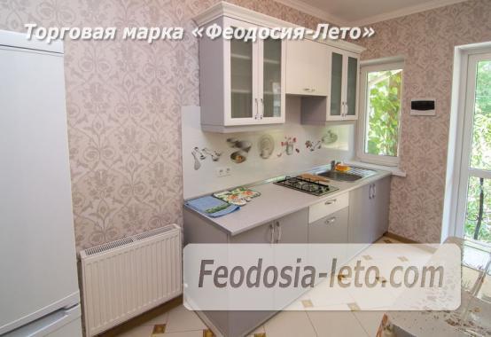 2 комнаты на втором этаже коттеджа в Феодосии на улице Чкалова - фотография № 7