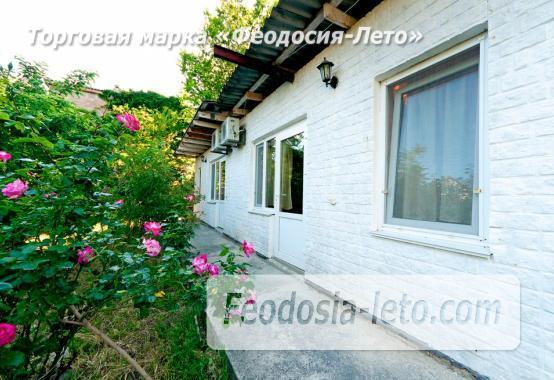 Частный сектор в Феодосии на улице Кочмарского - фотография № 1