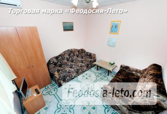 Частный сектор в Феодосии на улице Кочмарского - фотография № 6