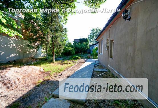 Частный сектор в Феодосии на улице Кочмарского - фотография № 16