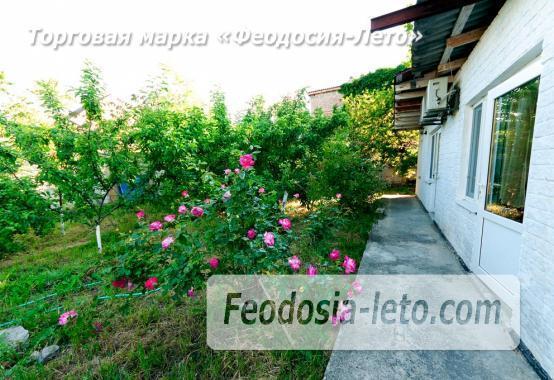 Частный сектор в Феодосии на улице Кочмарского - фотография № 17