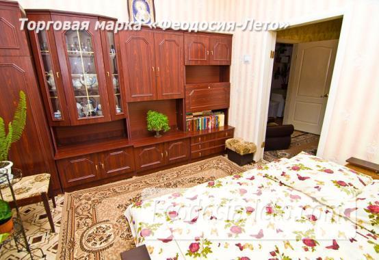 2 комнаты в квартире в Феодосии на улице Революционная - фотография № 4