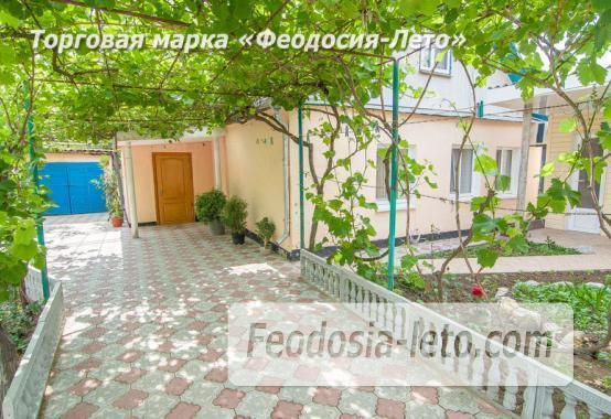 4 комнатный дом на улице Коммунальщиков в Феодосии - фотография № 1