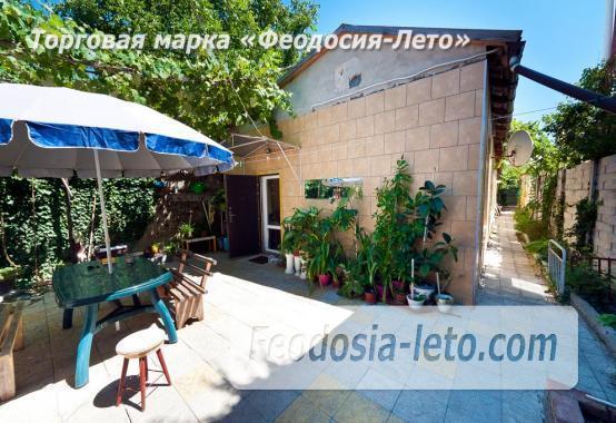 3-х комнатный дом в Феодосии на переулке Речной - фотография № 1