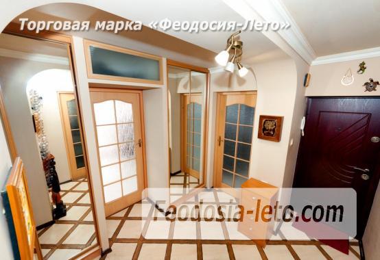 3-комнатная квартира с ремонтом в г. Феодосия - фотография № 16