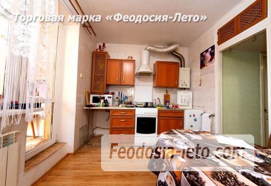 Квартира на длительный срок в Феодосии на улице Чкалова - фотография № 1