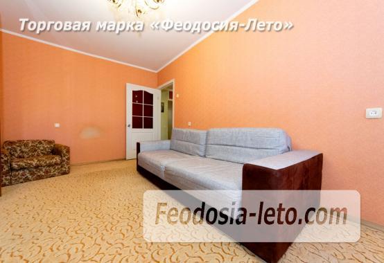 Квартира на длительный срок в Феодосии на улице Чкалова - фотография № 14