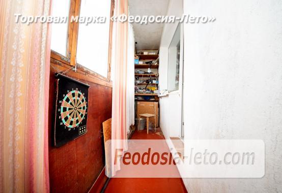 Квартира на длительный срок в Феодосии на улице Чкалова - фотография № 11