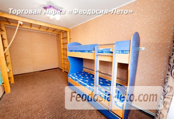 Квартира на длительный срок в Феодосии на улице Чкалова - фотография № 4