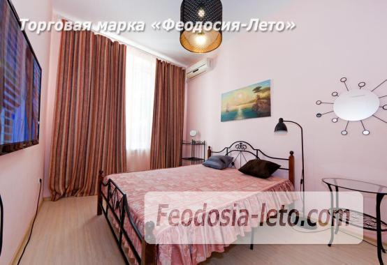 3-комнатная квартира в Феодосии, улица Федько 1-А - фотография № 1