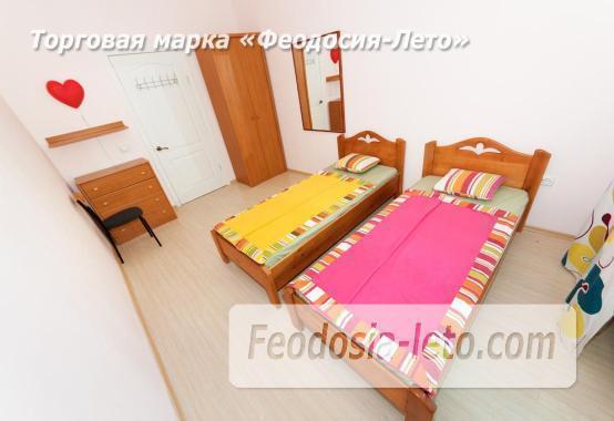 3-комнатная квартира в Феодосии, улица Федько 1-А - фотография № 4