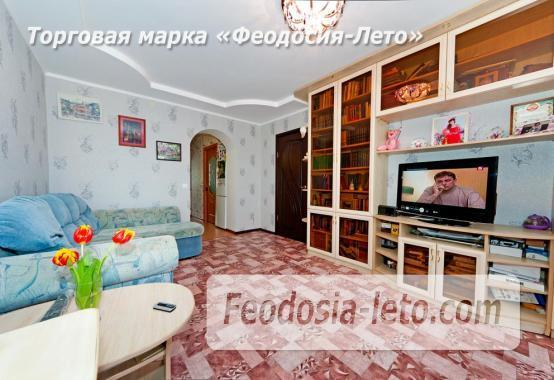 3-комнатная квартира в г. Феодосия, Симферопольское шоссе, 31-А - фотография № 7