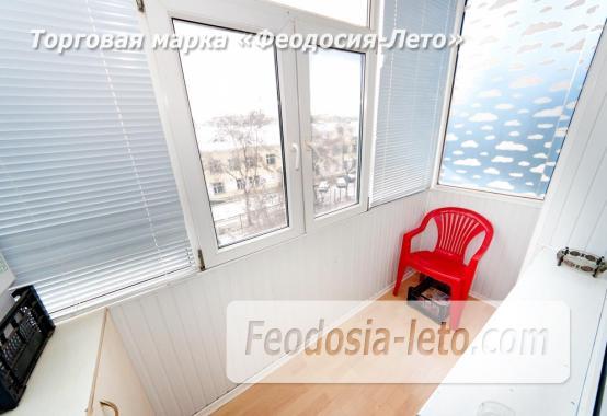 Феодосия 3-комнатная квартира длительно, улица Крымская, 84 - фотография № 11
