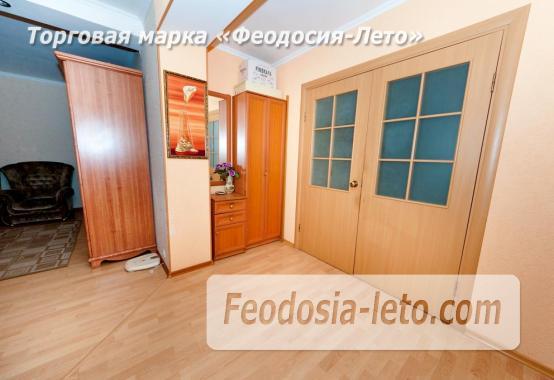 Феодосия 3-комнатная квартира длительно, улица Крымская, 84 - фотография № 12