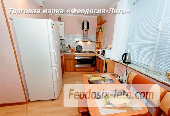 Феодосия 3-комнатная квартира длительно, улица Крымская, 84 - фотография № 8