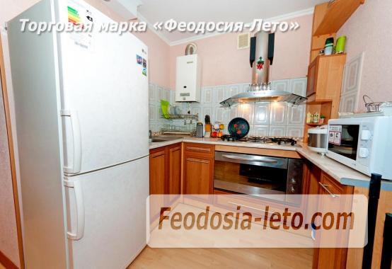 Феодосия 3-комнатная квартира длительно, улица Крымская, 84 - фотография № 9
