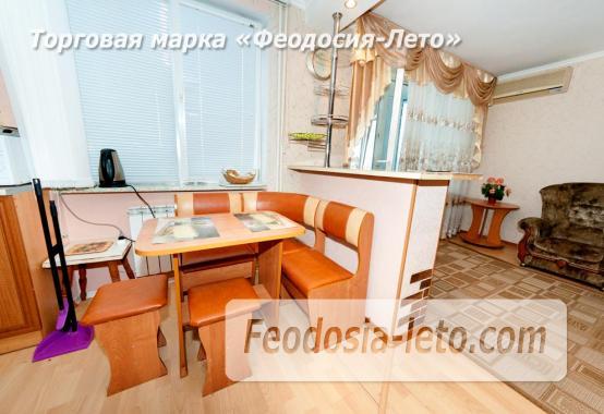 Феодосия 3-комнатная квартира длительно, улица Крымская, 84 - фотография № 10