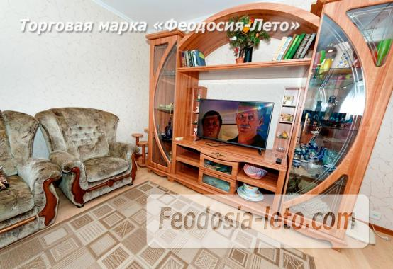 Феодосия 3-комнатная квартира длительно, улица Крымская, 84 - фотография № 13