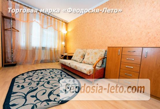 Феодосия 3-комнатная квартира длительно, улица Крымская, 84 - фотография № 14